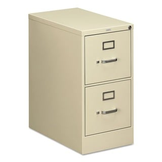 HON 510 Series 2-drawer Full Suspension Putty File Cabinet