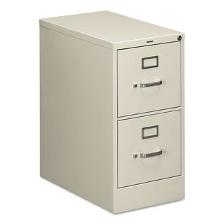 HON 510 Series 2-drawer Full Suspension Light Grey File Cabinet
