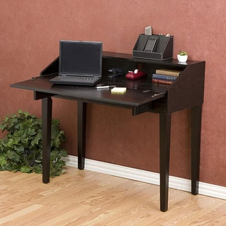 Ebony Laptop Storage Desk