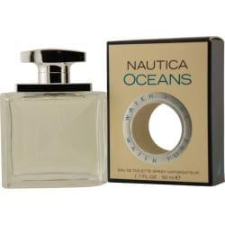 Nautica Oceans 1.7-ounce Eau de Toilette Spray
