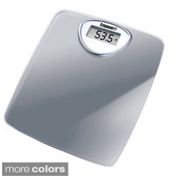 Trimmer Silver Electronic Bath Scale