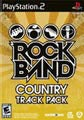 PS2 - Rock Band Track Pack: Country (Game Only)