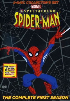 The Spectacular Spider-Man: The Complete First Season (DVD)
