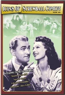 Icons of Screwball Comedy Vol 2 (DVD)
