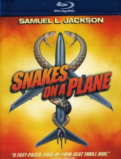 Snakes on a Plane (Blu-ray Disc)