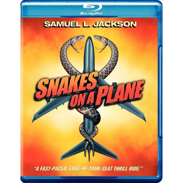 Snakes on a Plane (Blu-ray Disc) 5401986