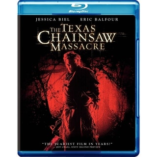 Texas Chainsaw Massacre (Blu-ray Disc)