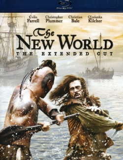 The New World: Extended Cut (Blu-ray Disc)