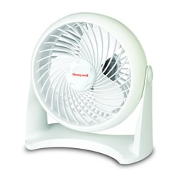 Table Fan White