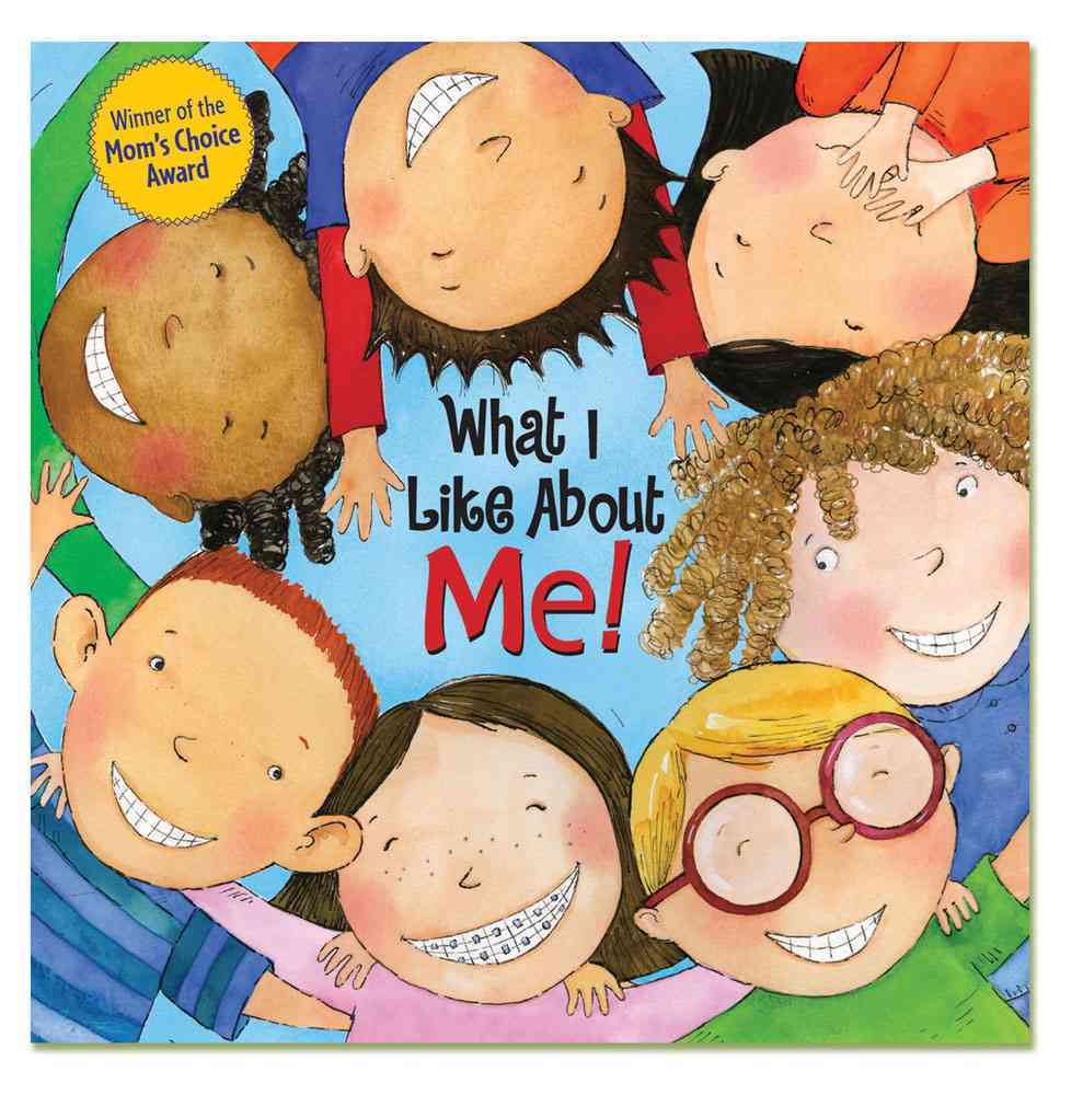 What I Like About Me! (Board book)