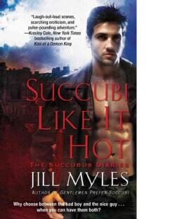 Succubi Like It Hot (Paperback)