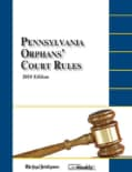 Pennsylvania Orphans' Court Rules 2010