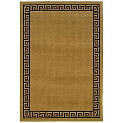 Polypropylene Laguna Indoor/ Outdoor Rug (5'3 x 7'6)