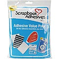 3L Corp Scrapbook Adhesive Value Pack