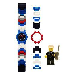 Lego City Boy's Watch