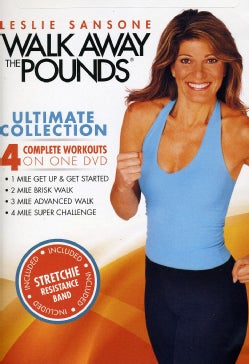 Leslie Sansone: Ultimate Walk Away The Pounds (DVD)