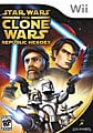 Wii - Star Wars: The Clone Wars -- Republic Heroes