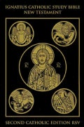 Ignatius Catholic Study Bible New Testament: Revised Standard Version (Paperback)