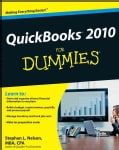 Quickbooks 2010 for Dummies (Paperback)