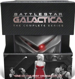 Battlestar Galactica: The Complete Series (Limited Edition) (DVD)