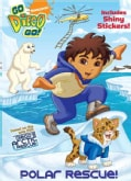 Polar Rescue!: Hologramatic Sticker Book (Paperback)