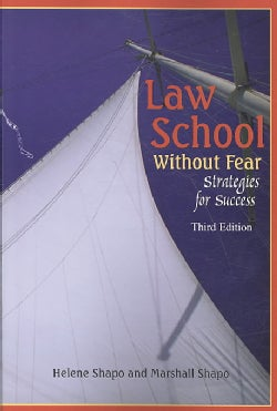 Law School Without Fear: Strategies for Success (Paperback)