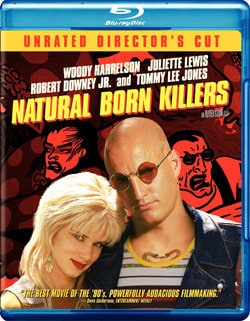 Natural Born Killers: Director's Cut (Blu-ray Disc)