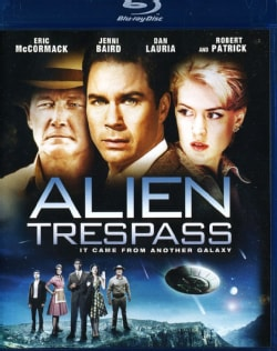 Alien Trespass (Blu-ray Disc)