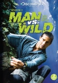 Man Vs. Wild: Season 3 (DVD)