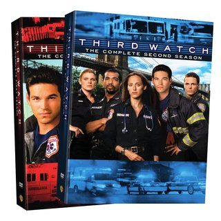 Third Watch: The Complete First & Second Season (DVD)