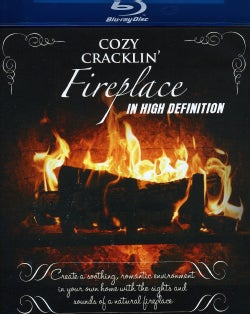 Cozy Cracklin Fireplace (Blu-ray Disc)