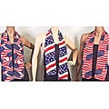 Patriotic American Scarves (Set of 3)