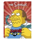 The Simpsons: The Complete Twelfth Season (DVD)