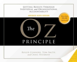 The Oz Principle (CD-Audio)