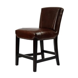 Safavieh Ken Brown Counter Stool