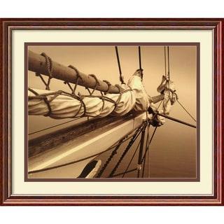 Frederick J. LeBlanc 'Breaking the Mist II' Framed Art Print