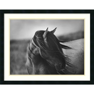 Tony Stromberg 'Fierce Grace' Medium Framed Art Print