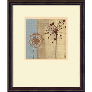 Tandi Venter 'In the Breeze I, 2006' Framed Art Print