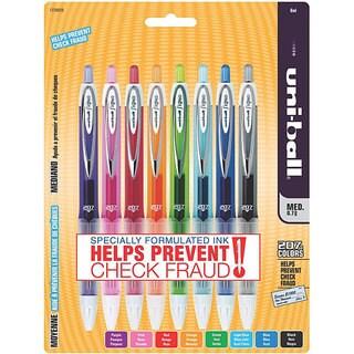 Sanford Uni-ball Signo Medium Point 207 Pens (Pack of 8)