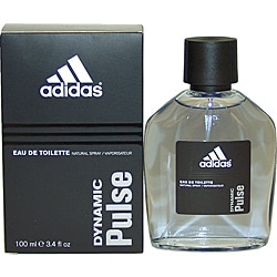 Adidas 'Dynamic Pulse' Men's 3.4-ounce Eau de Toilette Spray