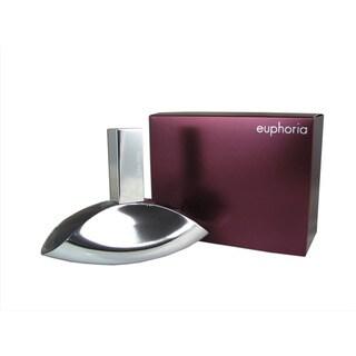 Calvin Klein Euphoria Women's 3.4-ounce Eau de Parfum Spray