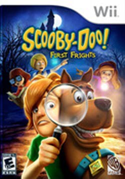 Wii - Scooby-Doo! First Frights