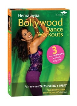 Hemalayaa: Bollywood Dance Workouts (DVD)