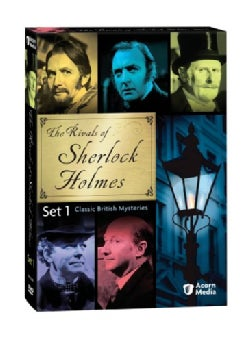 The Rivals of Sherlock Holmes Set 1 (DVD)