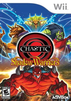 Wii - Chaotic: Shadow Warriors