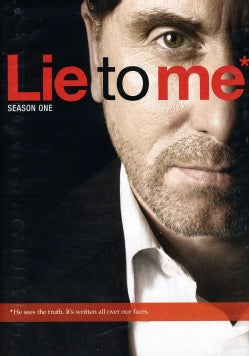 Lie To Me Season 1 (DVD)