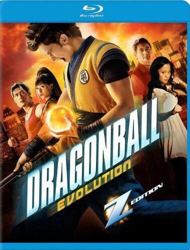 Dragonball Evolution: Z-Edition (Blu-ray Disc)