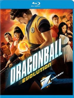 Dragonball Evolution: Z-Edition (Blu-ray Disc)