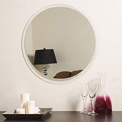 Frameless Contempo Mirror