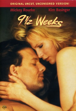 9 1/2 Weeks (DVD)